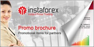 Promo brochure InstaForex