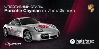 Sport stili: InstaForeksdan Porsche Cayman