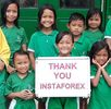InstaForex and Peduli Anak Foundation give hope for better tomorrow to children around the world