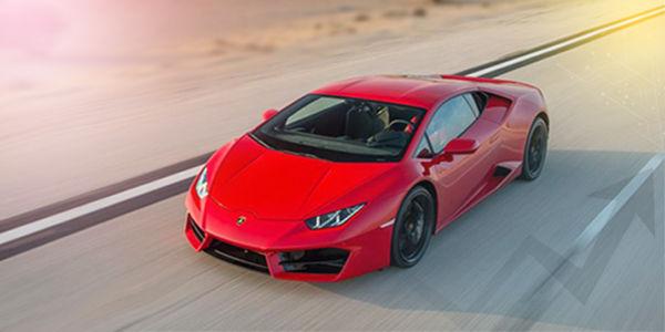Lamborghini для клиентов